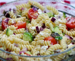 greek pasta salad dressing