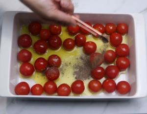 tomato and feta