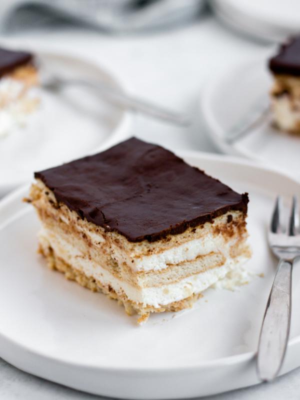 no bake eclair cake recipe