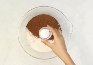 simple moist chocolate cake recipe
