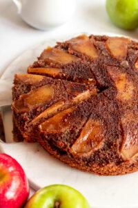 apple upside down cake uk