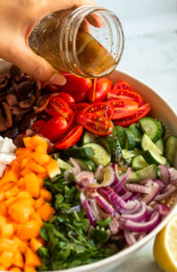lemon greek salad dressing