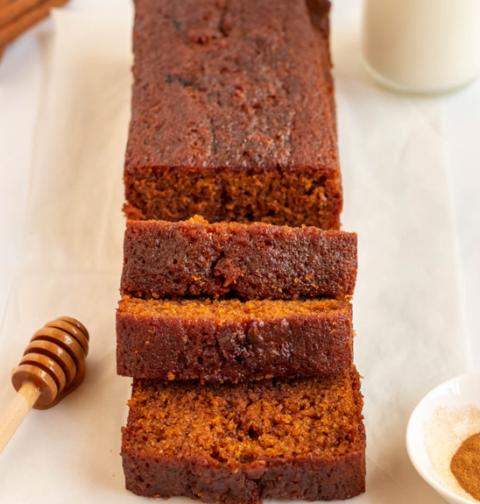 moist honey cake recipe