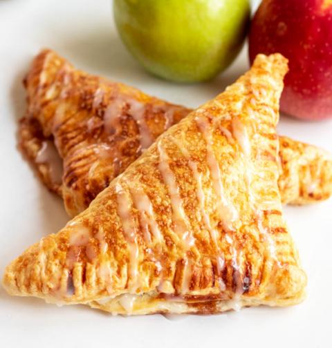 apple turnovers recipe