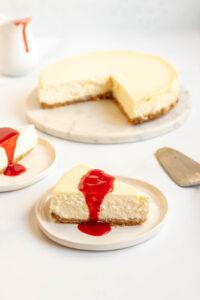 best homemade cheesecake recipe