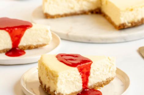 classic cheesecake recipe