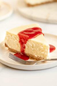 no water bath cheesecake recipe