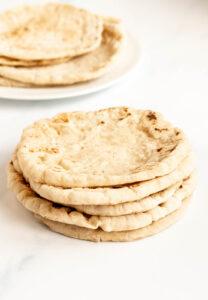 pita bread filling