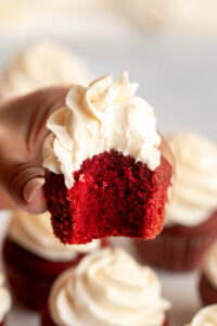 red velvet cupcakes recipe from scratch
