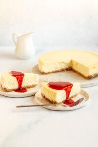 the best new york style cheesecake recipe
