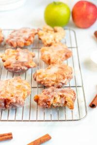 best apple fritters recipe