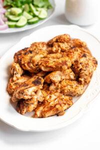 crockpot chicken gyros