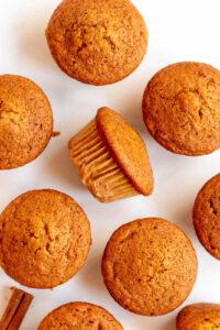 old fashioned pumpkin muffins recipe